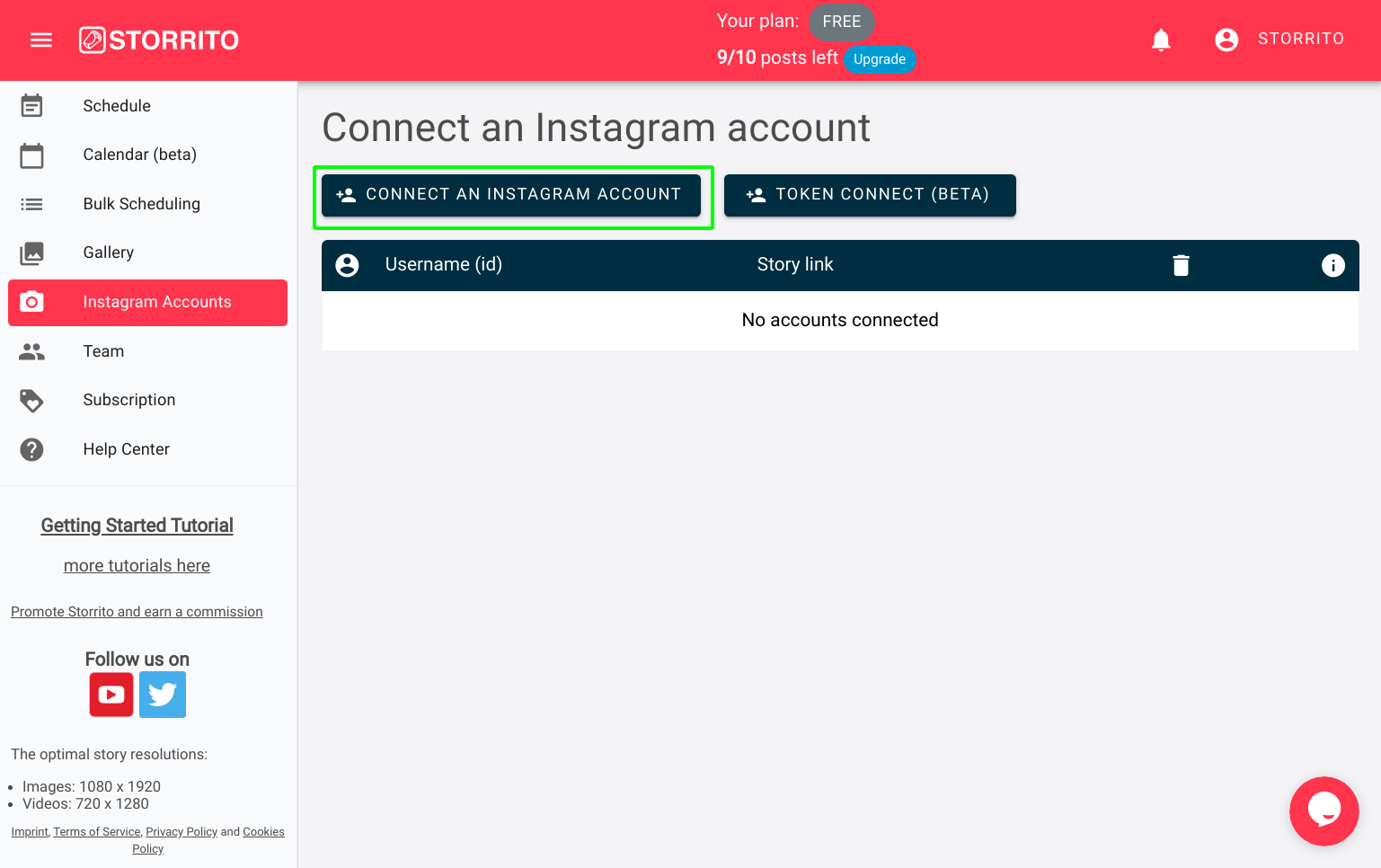 How to get the Instagram sessionid cookie | Storrito Blog